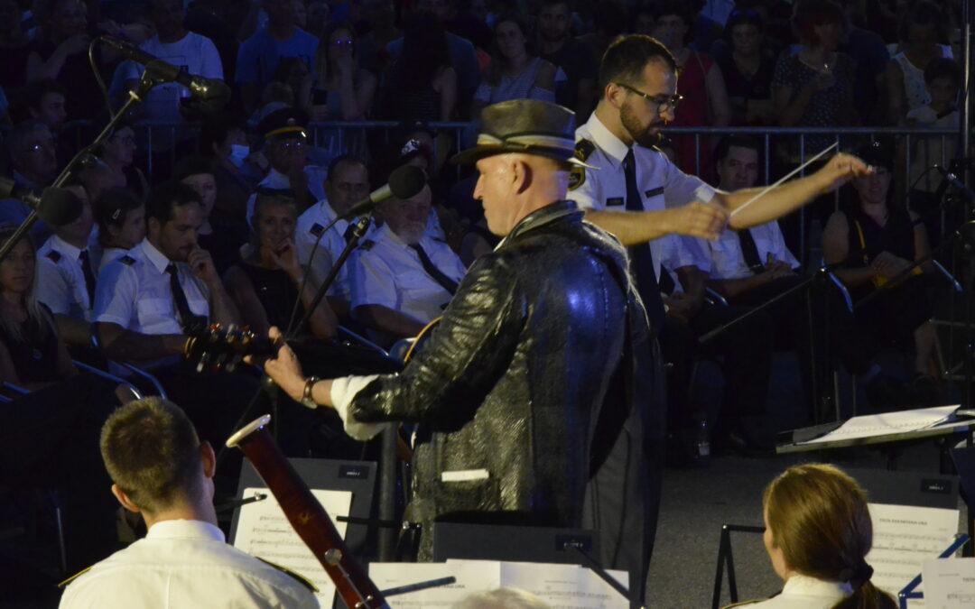 Posnetek koncerta ob 130.letnici PGD Kobarid
